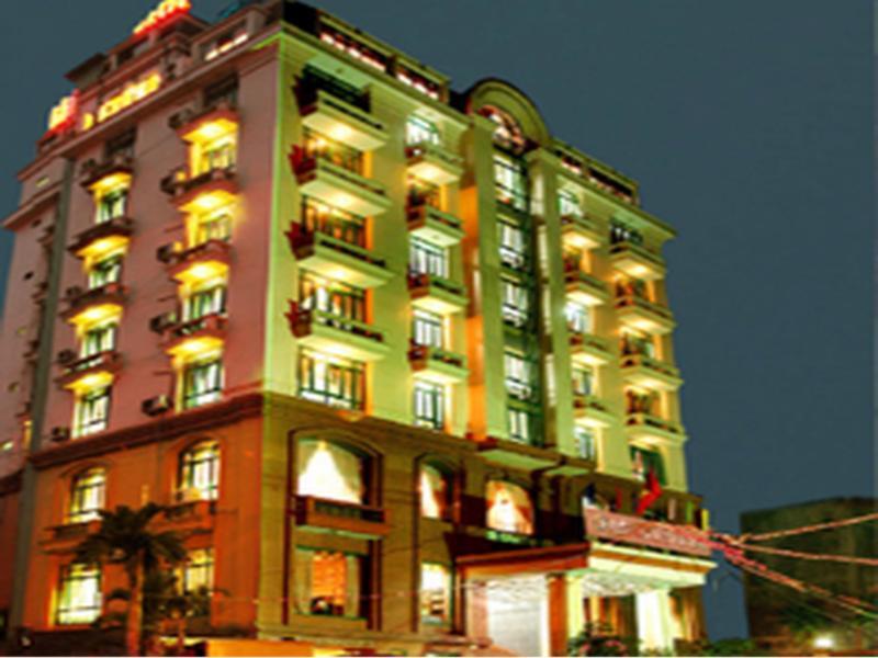 Da Huong 2 Hotel - Hotell och Boende i Vietnam , Thai Nguyen