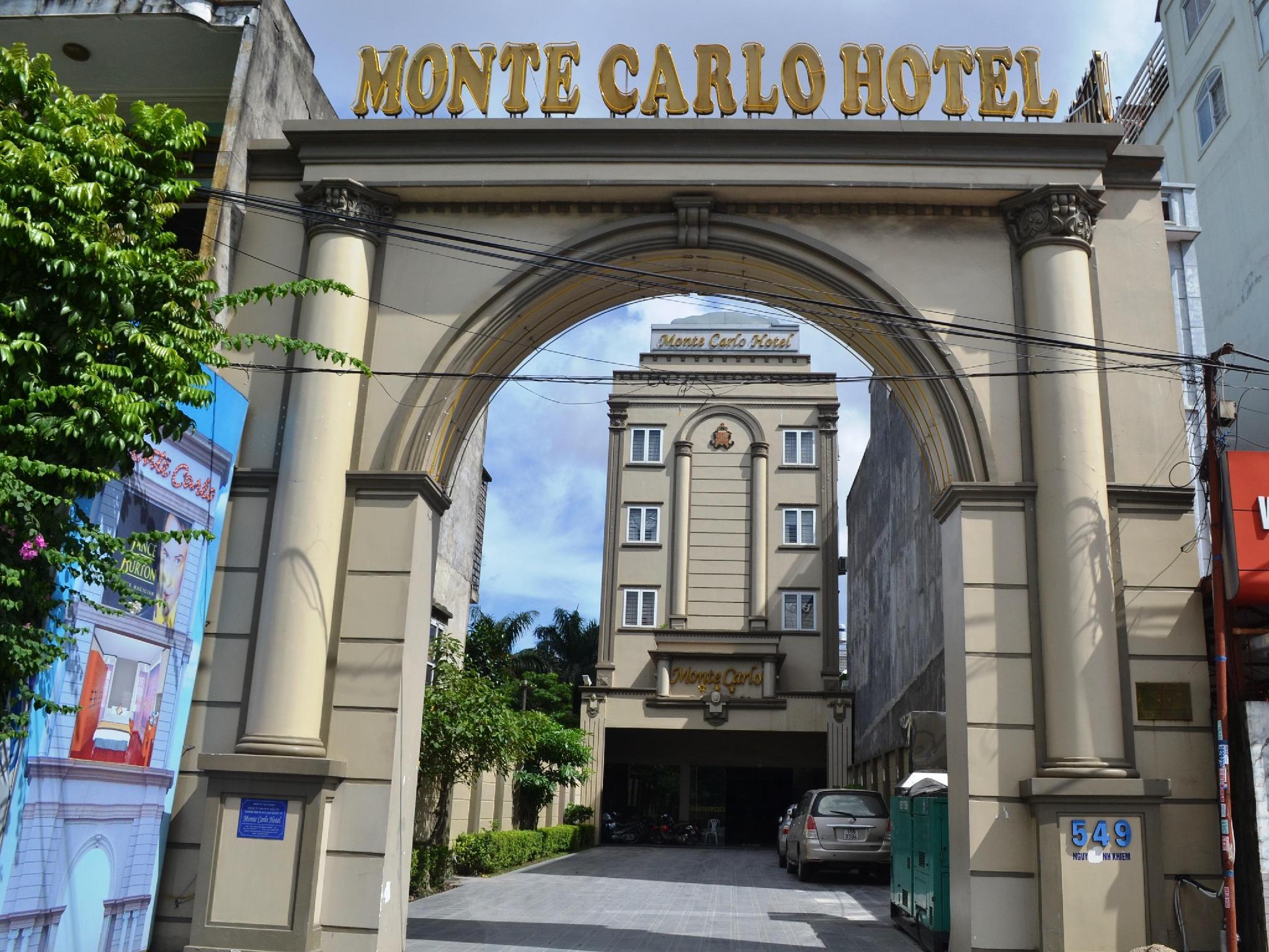 Hotell Monte Carlo Hotel Hai Phong
