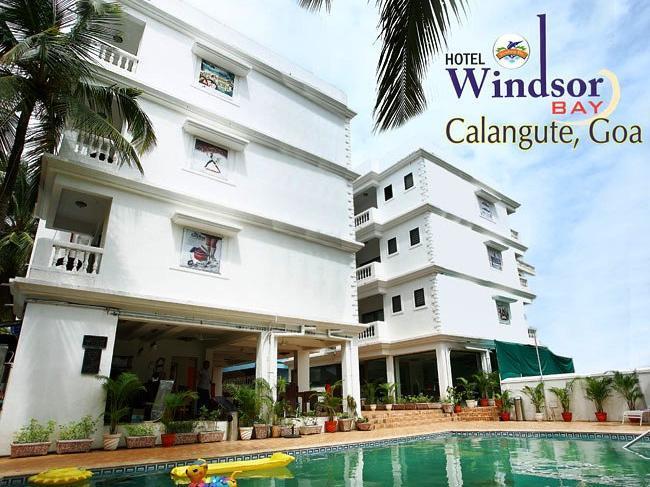 Hotel Windsor Bay - Hotell och Boende i Indien i Goa