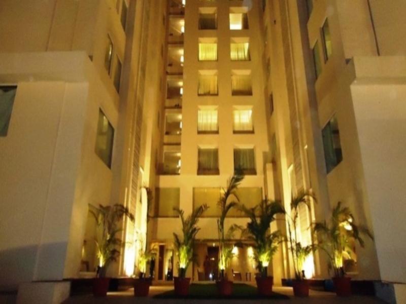 Hotell Hotel Park Plaza Ahmedabad