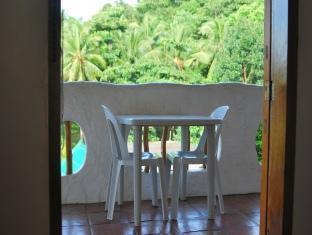 Orient Pearl Resort Puerto Galera - Balcony/Terrace