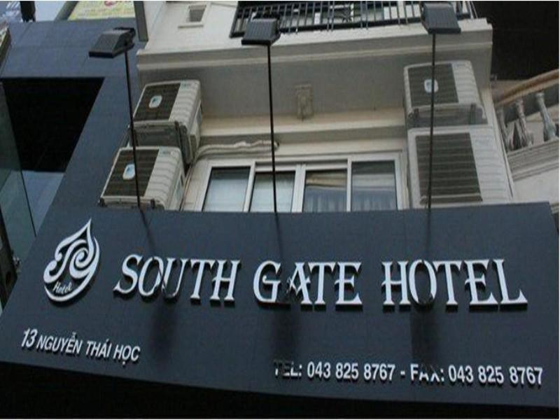 Hotell South Gate Hotel