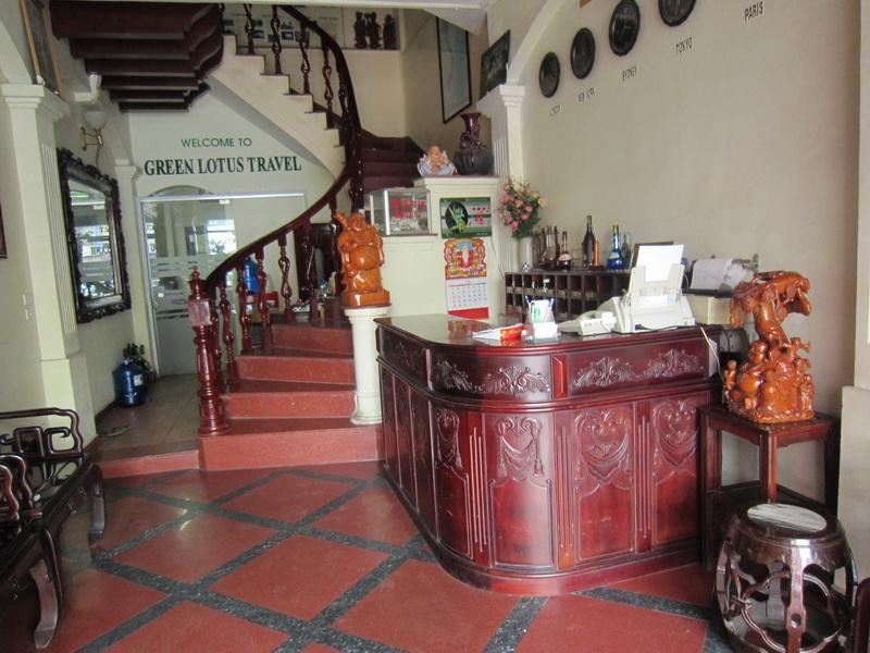 Hotell Cuu Long Hotel