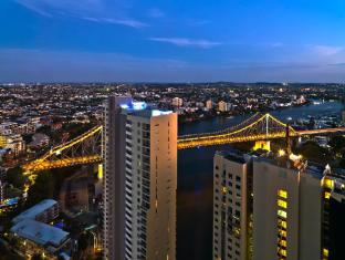 Meriton Serviced Apartments - Adelaide Street Brisbane - View