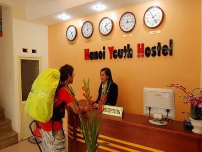 Hotell Hanoi Youth Hostel
