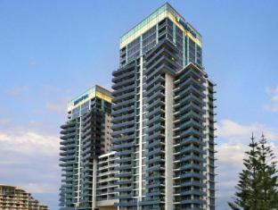 Meriton Serviced Apartments - Broadbeach 黄金海岸梅里顿服务公寓