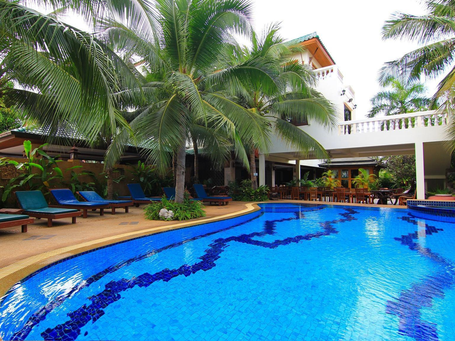 Hua Hin Golf Villa - Hotels and Accommodation in Thailand, Asia