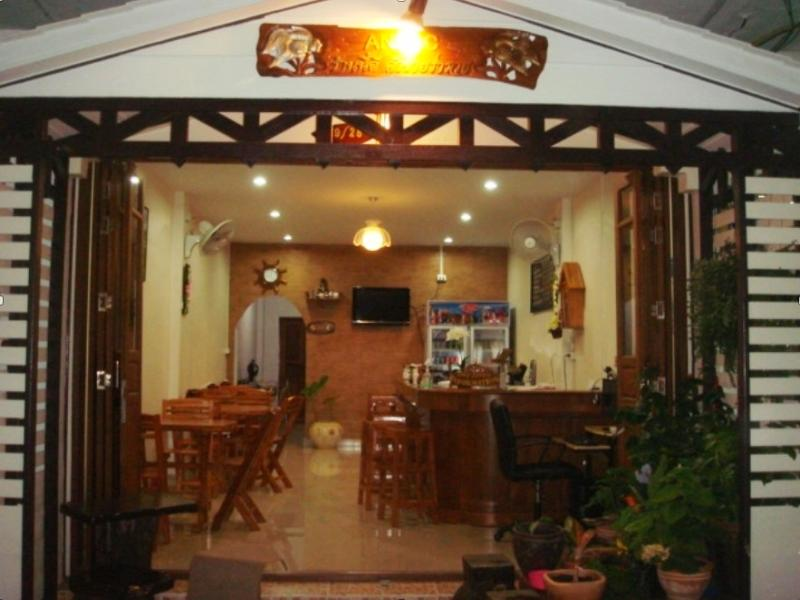 Anzac Wooden Guesthouse & Cafe - Hotels and Accommodation in Thailand, Asia