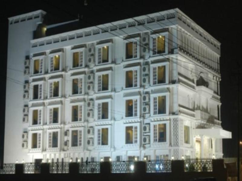 Hotel Rajmahal - Hotell och Boende i Indien i Agra