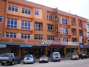 Grand Dragon Hotel Johor Bahru - Hotellet udefra