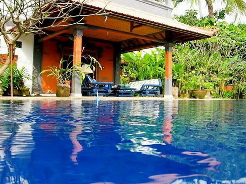 Hotell Villa Taman Ganesha