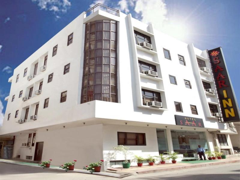 Hotell Saar Inn