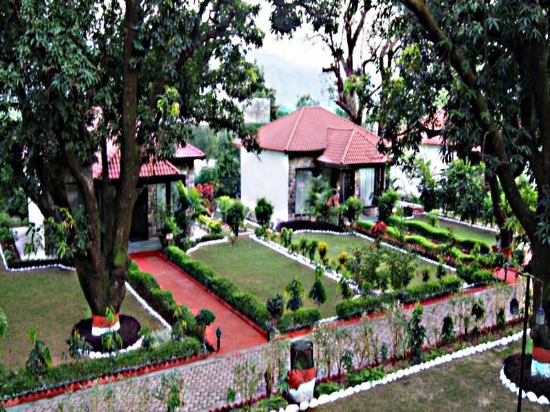 Corbett Leela Vilas - Hotell och Boende i Indien i Corbett