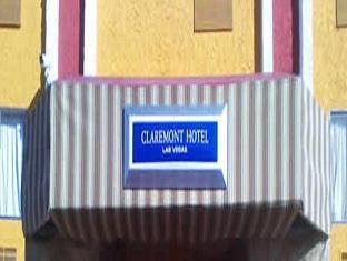 Claremont Hotel Las Vegas Las Vegas (NV) - Hotel Exterior