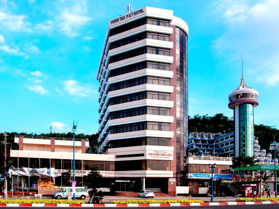 Hotell P T Hotel Vung Tau