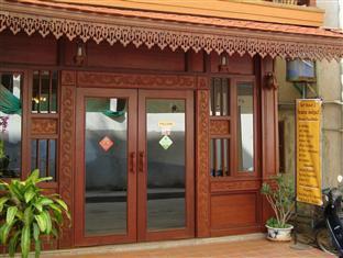 KP Hotel 2 Vientiane - Entree
