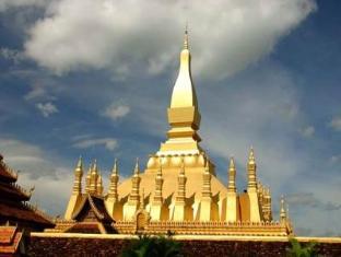 KP Hotel 2 Vientiane - Uitzicht