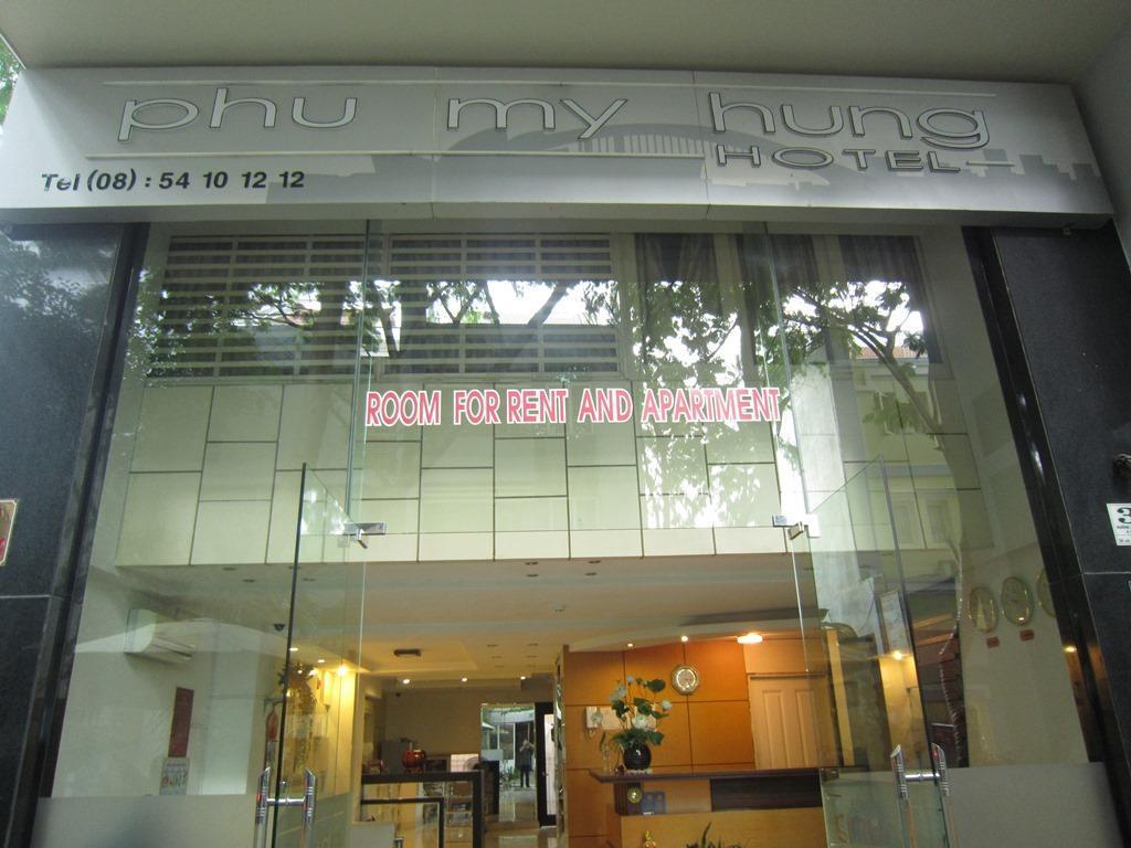 Phu My Hung Hotel - Hotell och Boende i Vietnam , Ho Chi Minh City