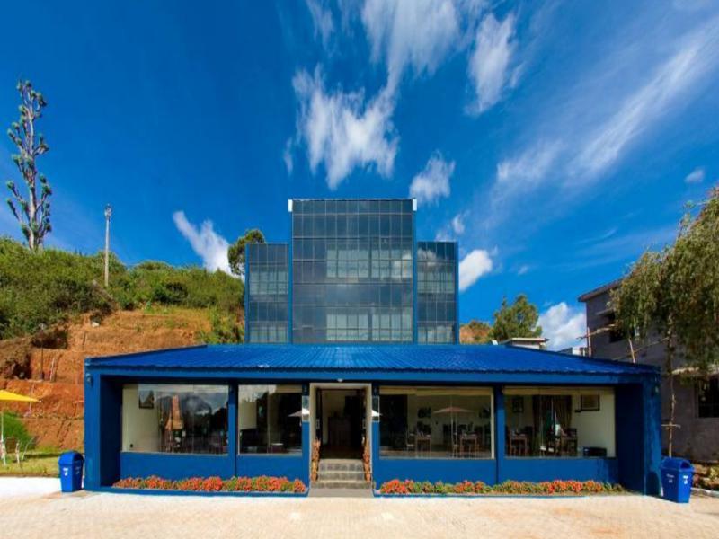 MGM Hill Worth Resorts - Hotell och Boende i Indien i Coonoor