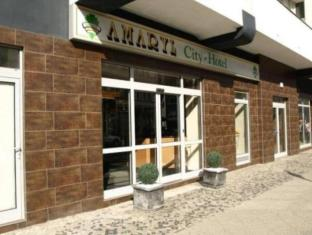 Amaryl City-Hotel am Kurfurstendamm Βερολίνο - Είσοδος