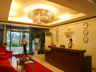 Ecoland Suites Davao Stadt - Empfangshalle