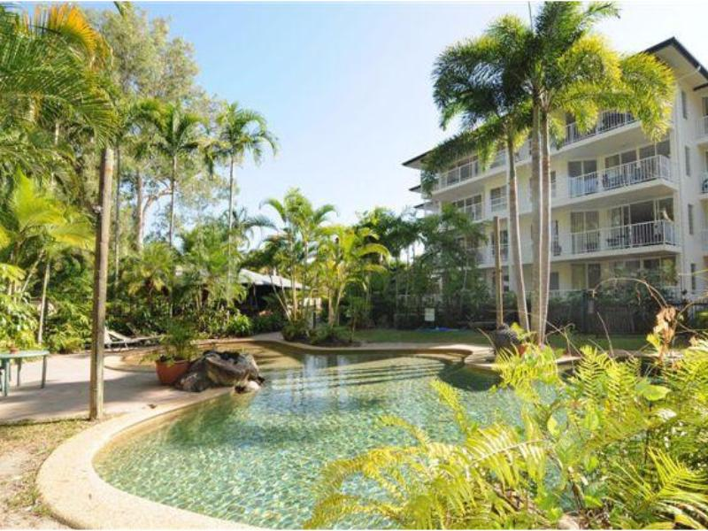 Golden Sands Beachfront Apartment Resort - Hotell och Boende i Australien , Cairns