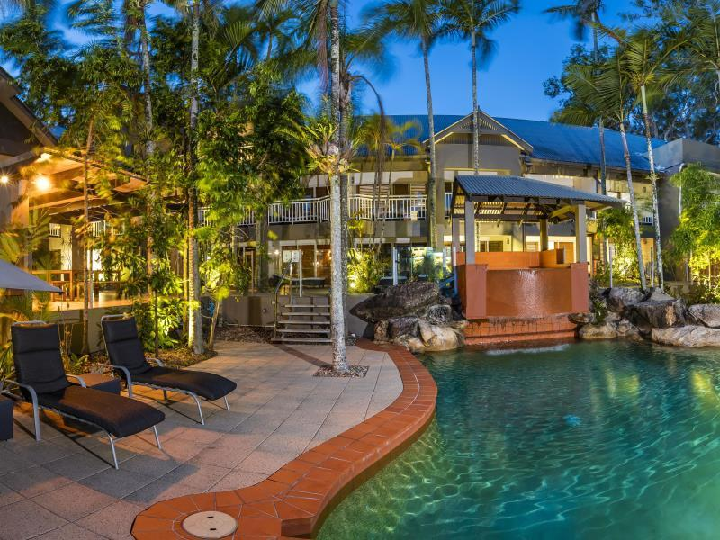 Paradise on the Beach Resort - Hotell och Boende i Australien , Cairns