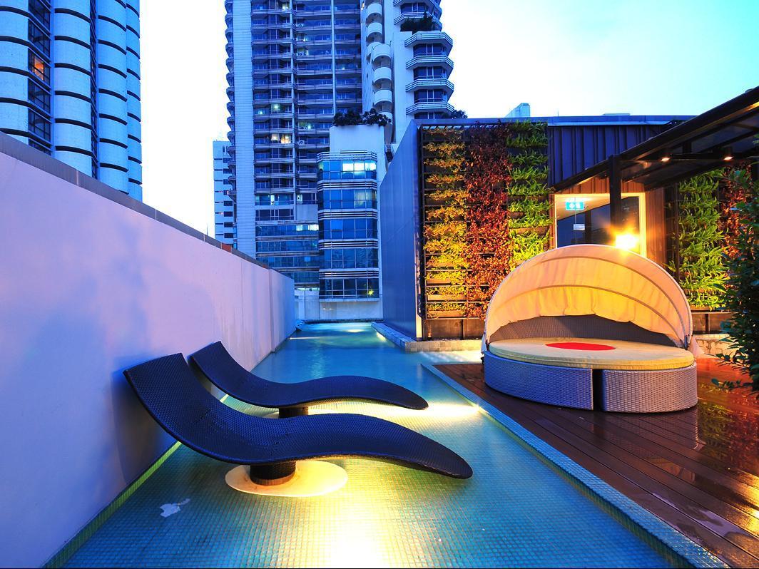 Citrus Sukhumvit 13 Nana Bangkok by Compass Hospitality - Hotell och Boende i Thailand i Asien