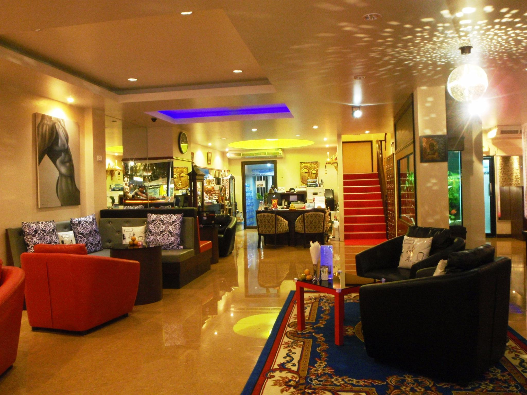 Club One Seven Phuket - Hotels and Accommodation in Thailand, Asia
