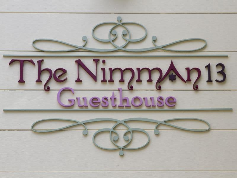 Hotell Bamboo White House at Nimman 13 i , Chiang Mai. Klicka för att läsa mer och skicka bokningsförfrågan