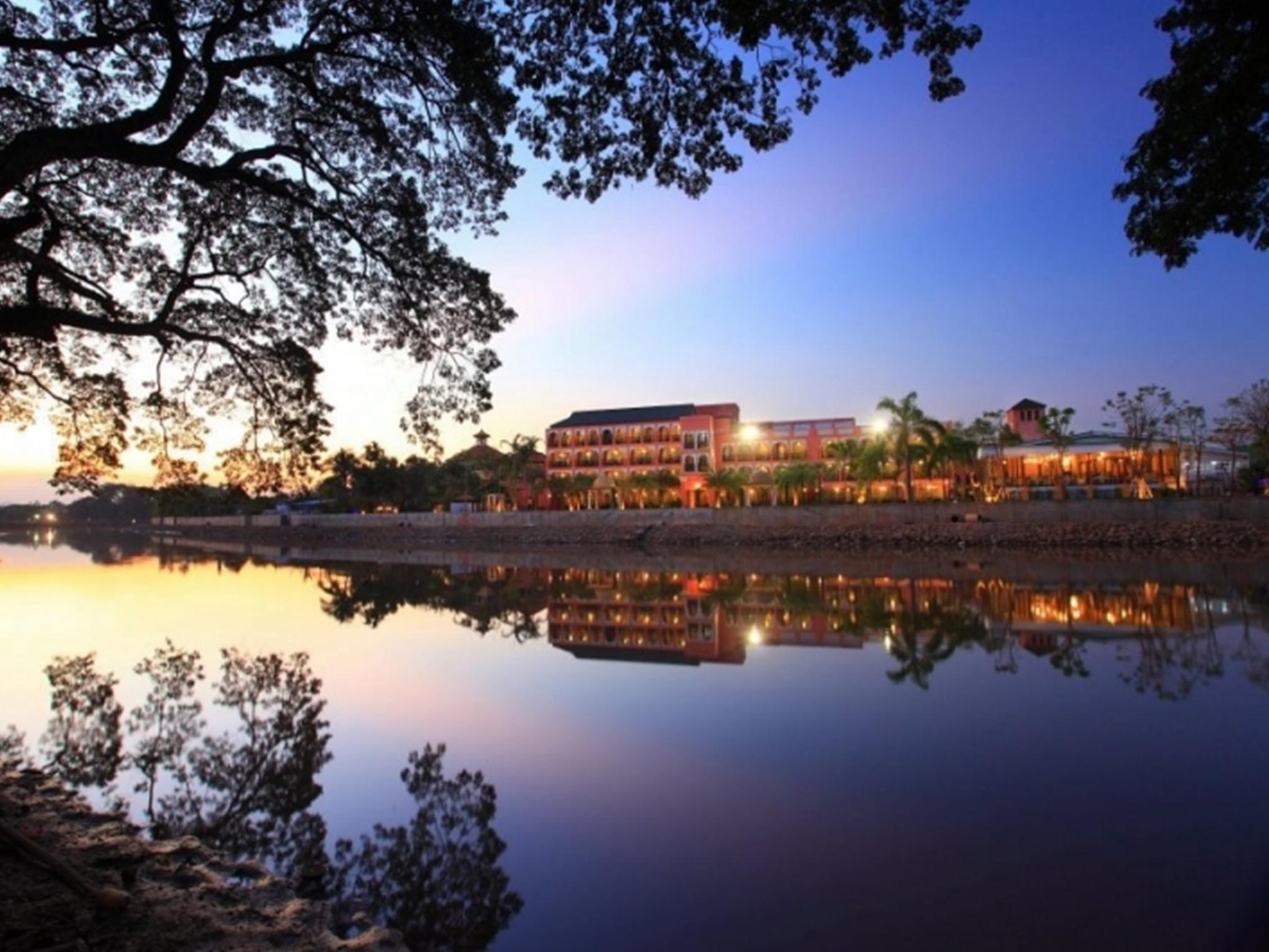Sheik Istana Hotel - Hotels and Accommodation in Thailand, Asia