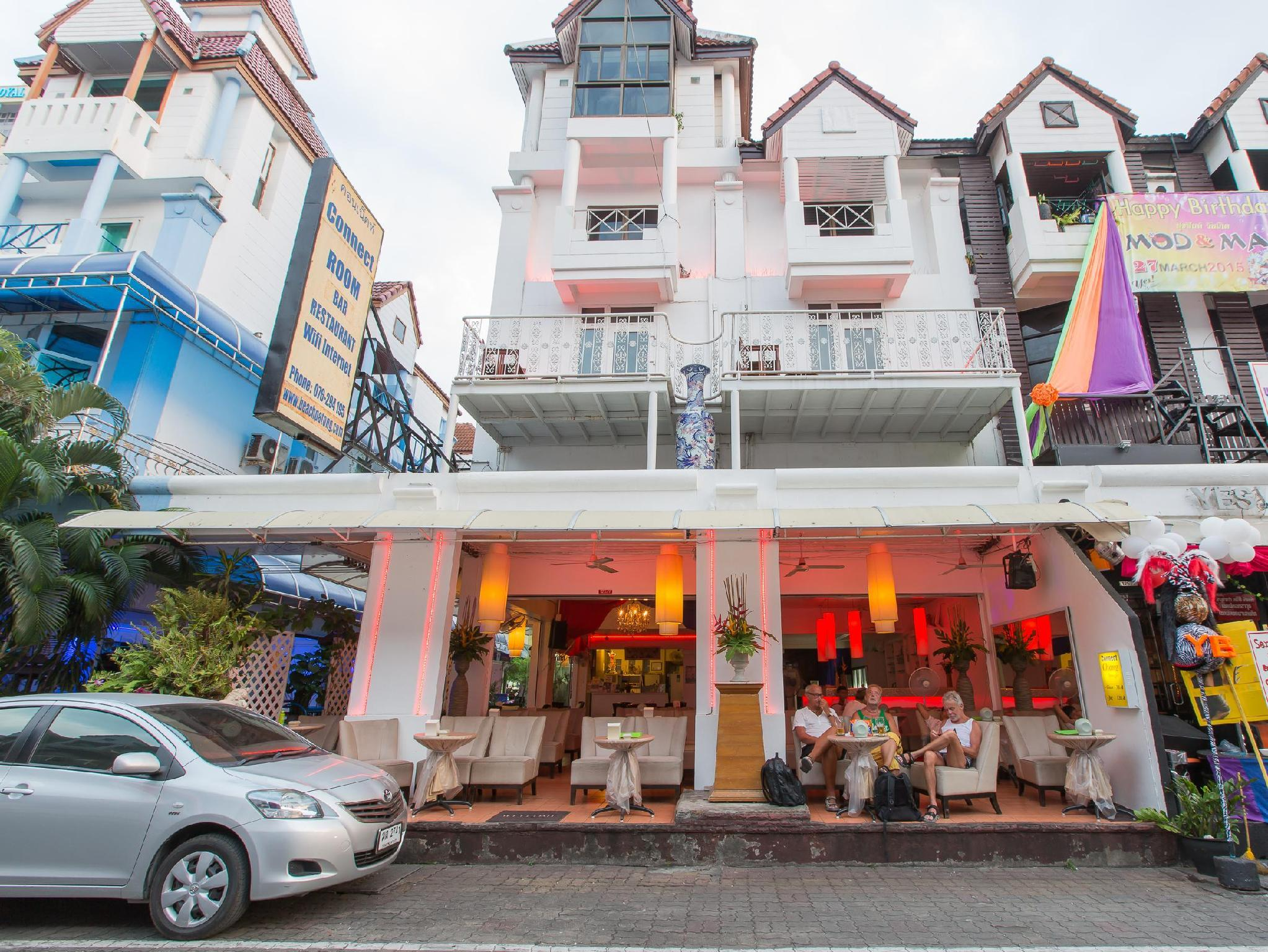 Connect Guesthouse - Hotels and Accommodation in Thailand, Asia