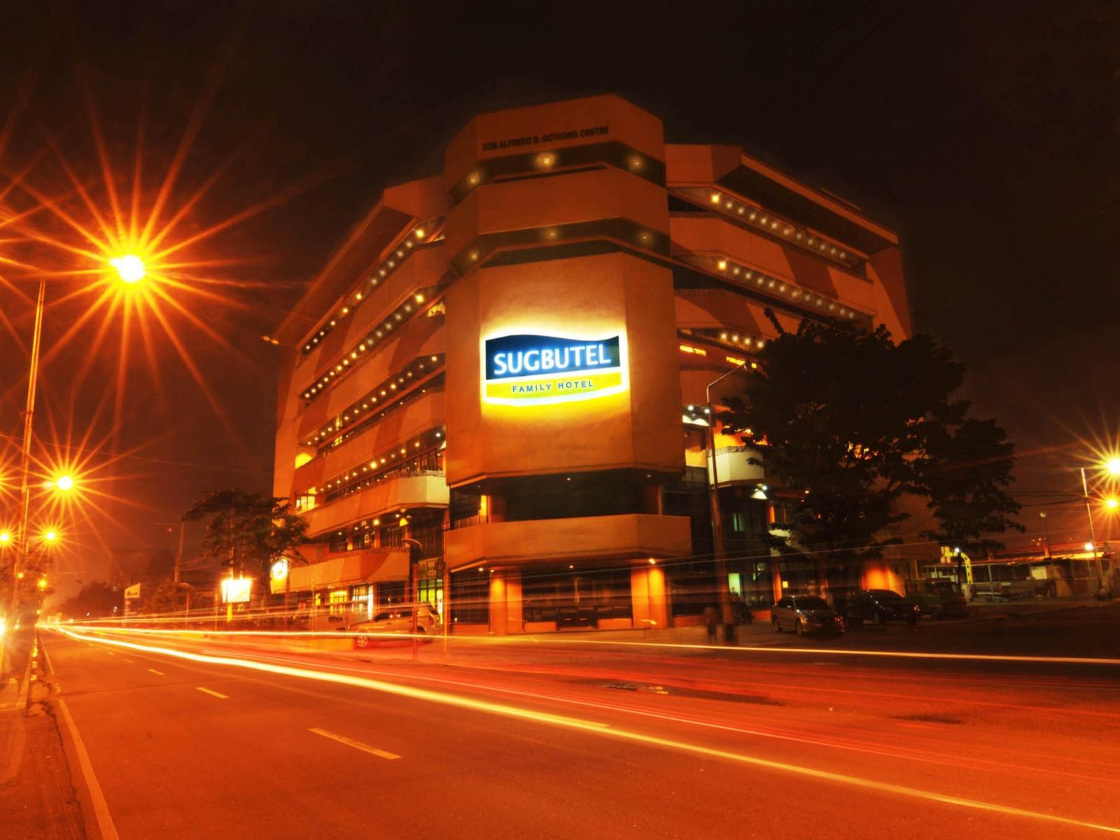 Sugbutel Bed and Bath Cebu - Exteriér hotelu