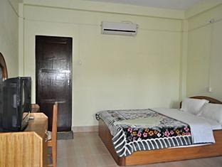 Sauraha Resort גן לאומי צ'יטובאן - חדר שינה