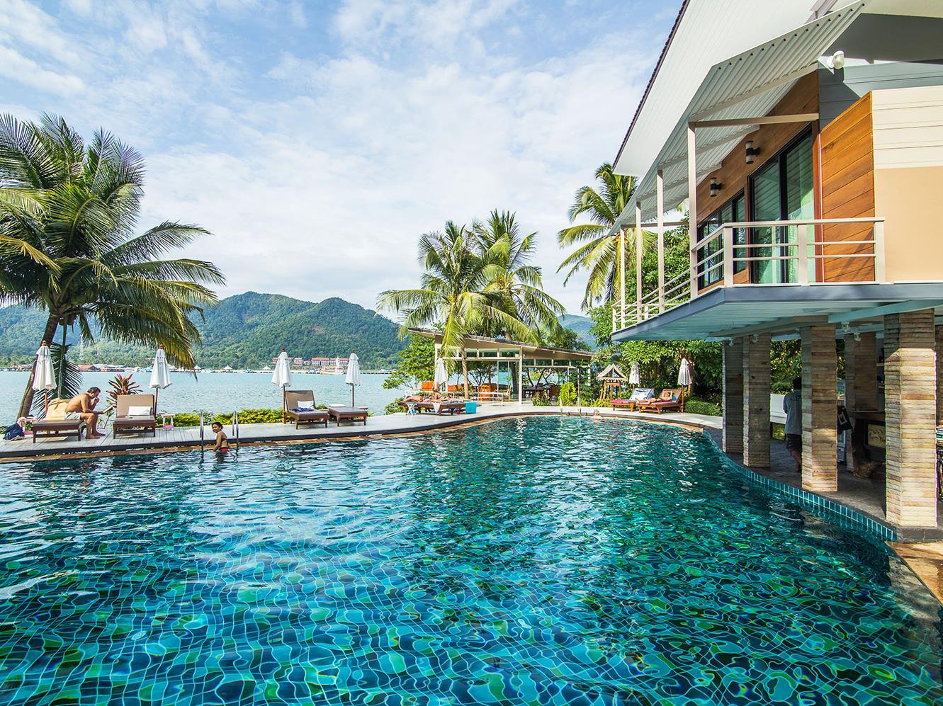 Resolution Resort - Hotels and Accommodation in Thailand, Asia