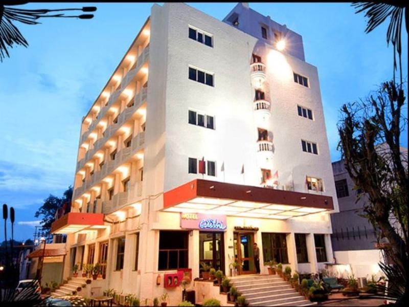 Hotell Hotel Atithi