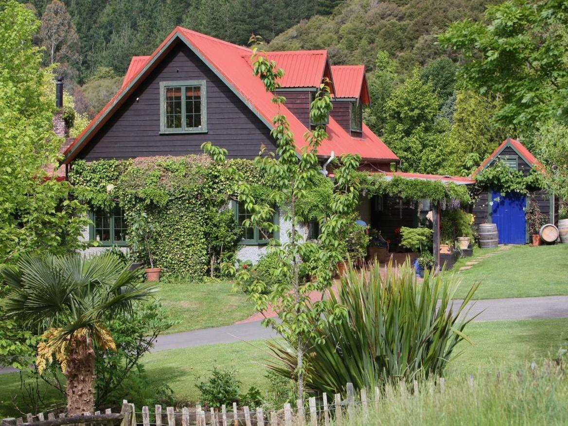 Retiro Park Lodge - Hotels and Accommodation in New Zealand, Pacific Ocean And Australia