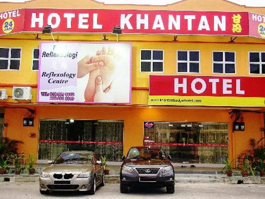 Khantan Budget Hotel Ipoh - Exterior