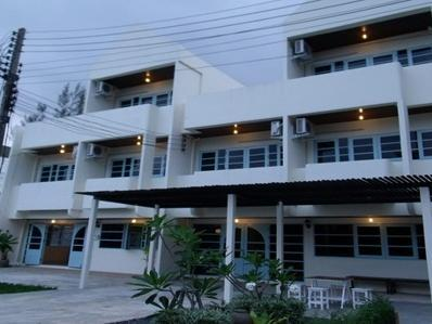 Albatross Guesthouse @ Thungwualaen Beach