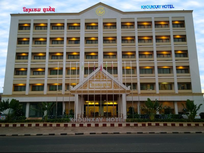 Khounxay Hotel - Hotels and Accommodation in Laos, Asia