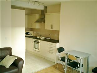 Imagine Apartments Liverpool - Kitchen One Bedroom