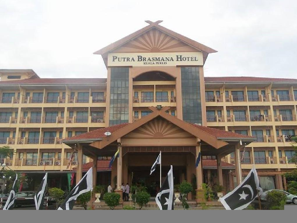 Putra Brasmana Hotel - Hotels and Accommodation in Malaysia, Asia