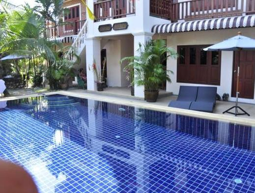 Baan Chayna Hotel - Hotels and Accommodation in Thailand, Asia