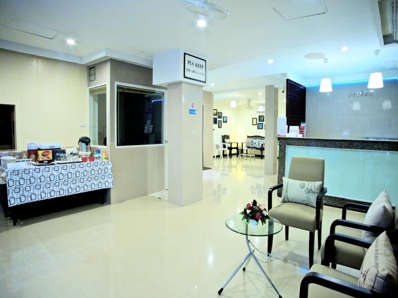 Hotell Prince House i , Bangkok. Klicka för att läsa mer och skicka bokningsförfrågan