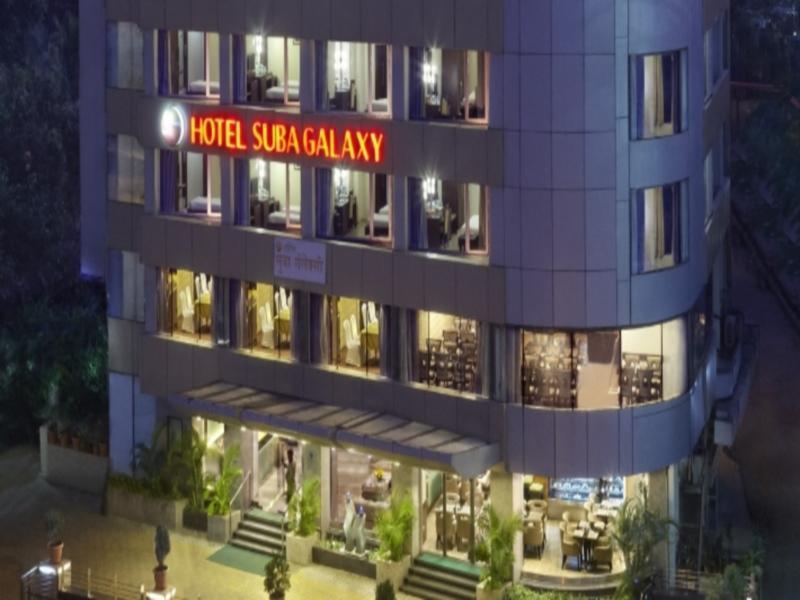 Hotel Suba Galaxy - Hotell och Boende i Indien i Mumbai