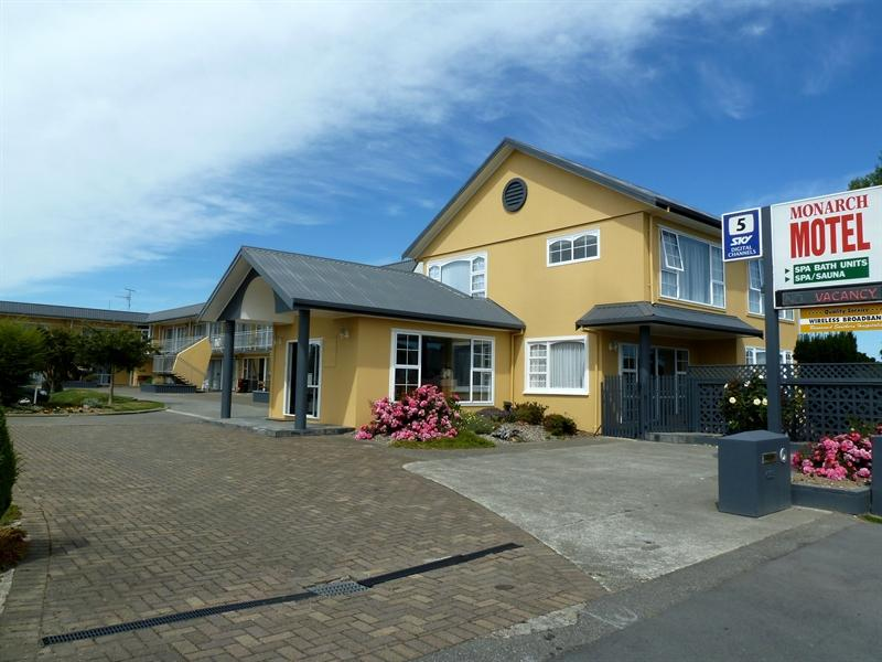Monarch Motel - Hotels and Accommodation in New Zealand, Pacific Ocean And Australia