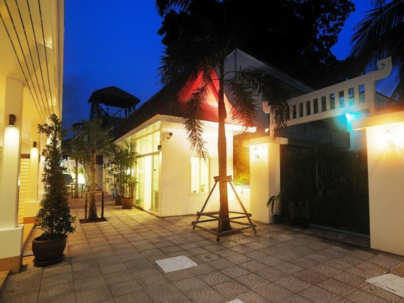 Clearhouse Boutique Guesthouse - Hotels and Accommodation in Thailand, Asia