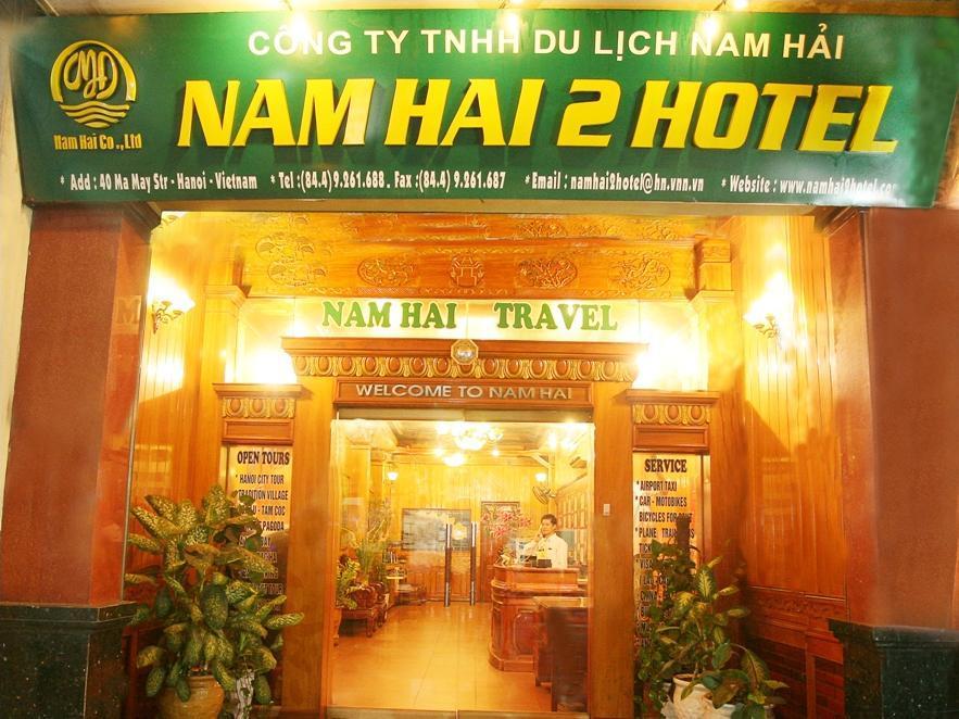 Nam Hai 2 Hotel - Hotell och Boende i Vietnam , Hanoi