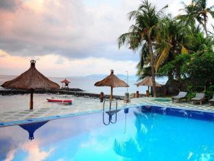 Indonesia Hotel Accommodation Cheap | The Rishi Candidasa Beach Resort Bali - Swimming Pool