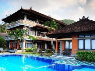 Indonesia Hotel Accommodation Cheap | The Rishi Candidasa Beach Resort Bali - Swimming Pool